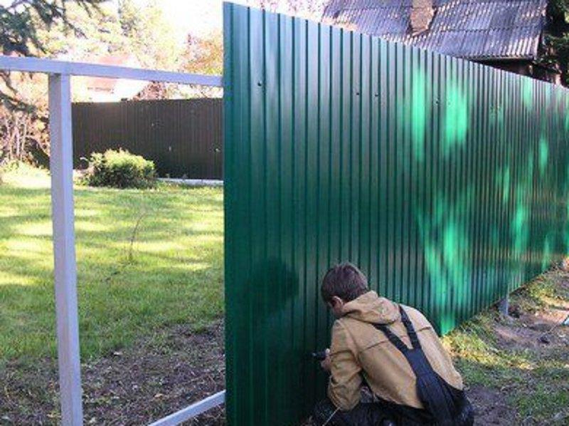 Забор на дачу омск раздвижные ворота автоматика в житомире