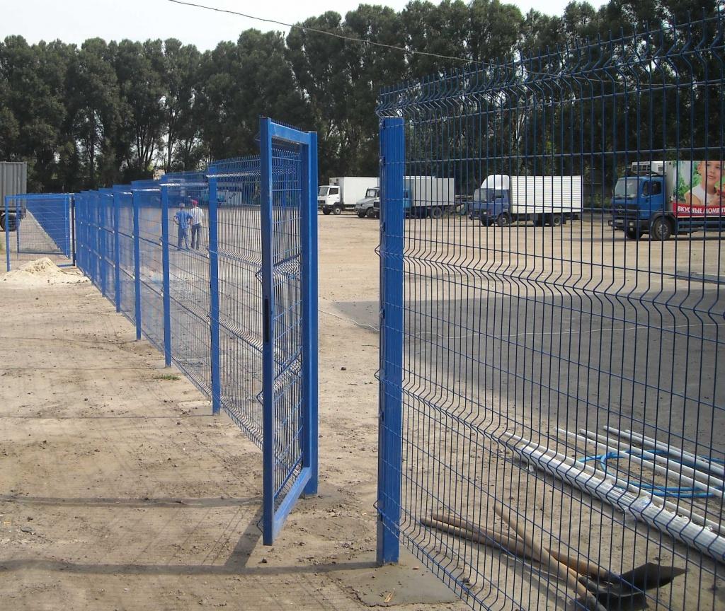 Cena namestitve 3d ograje
